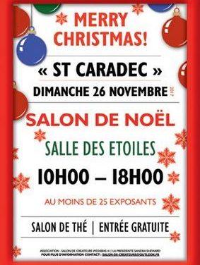 Marché de Noel St Caradec** 26 Novembre 2017